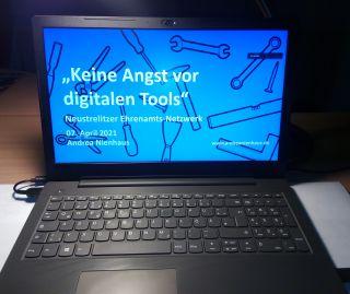 Bild von einen Laptop